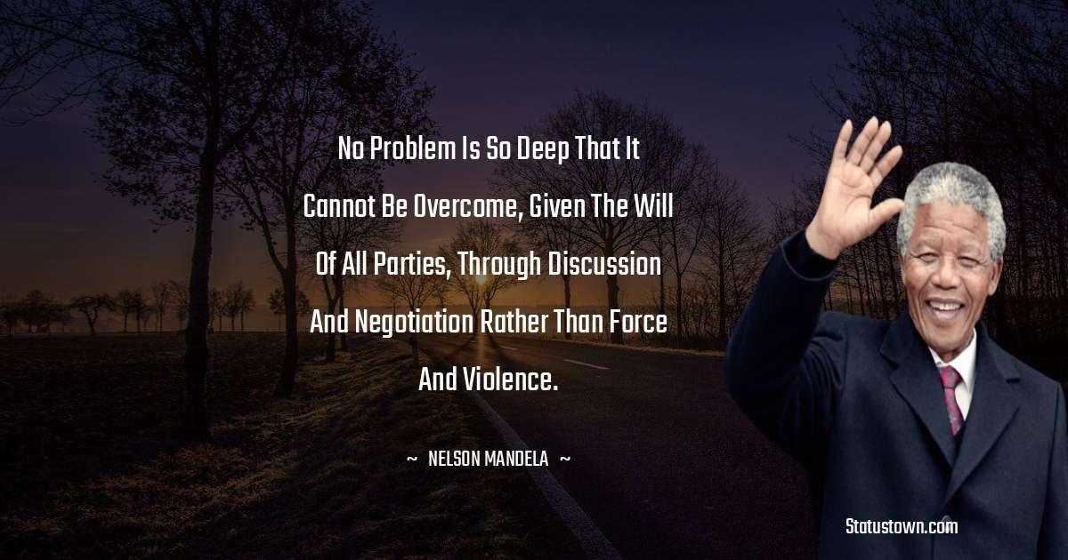 Nelson Mandela Motivational Quotes
