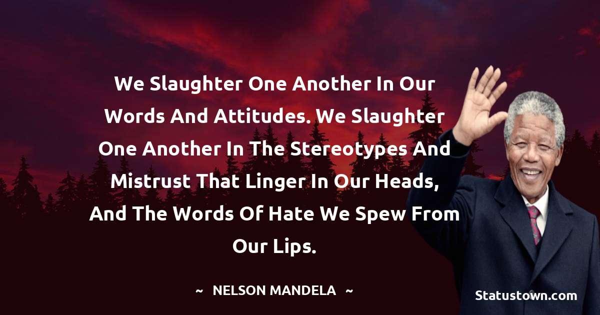 Nelson Mandela Positive Quotes