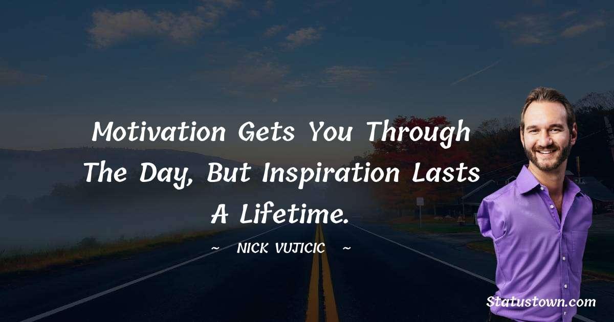 Nick Vujicic Positive Thoughts