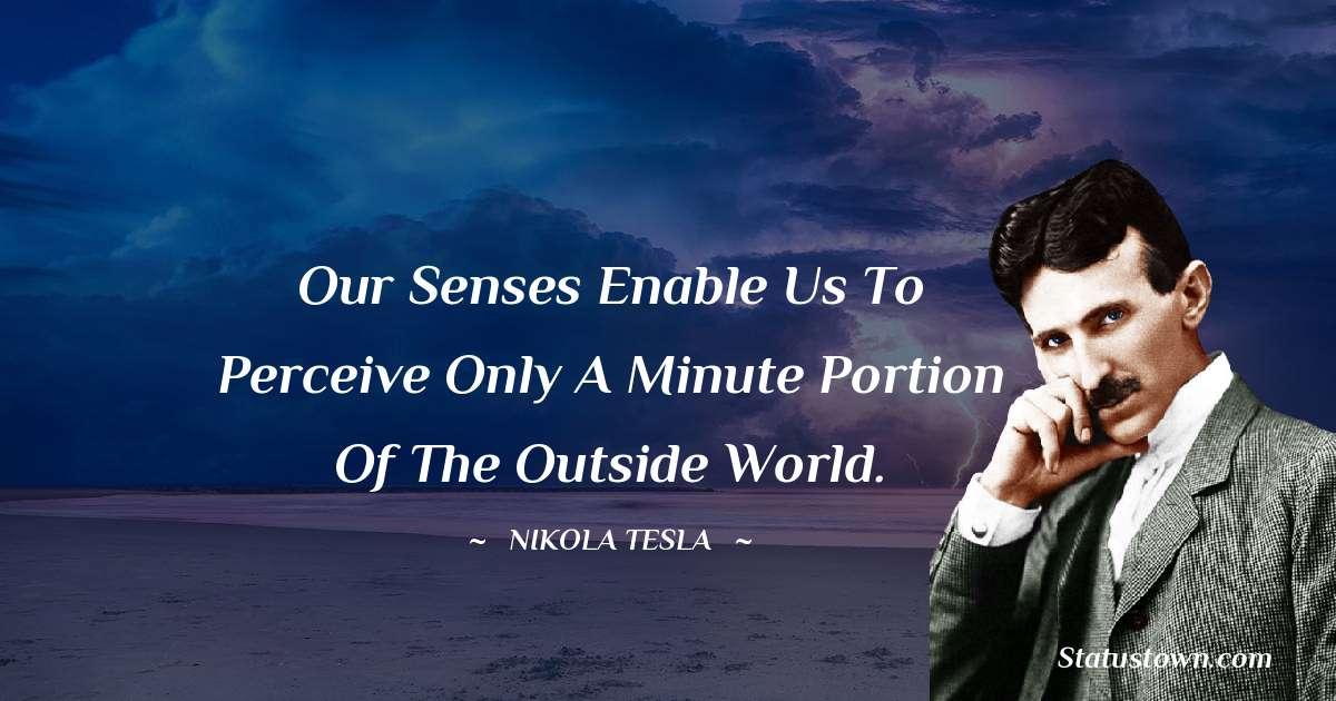 Nikola Tesla Status