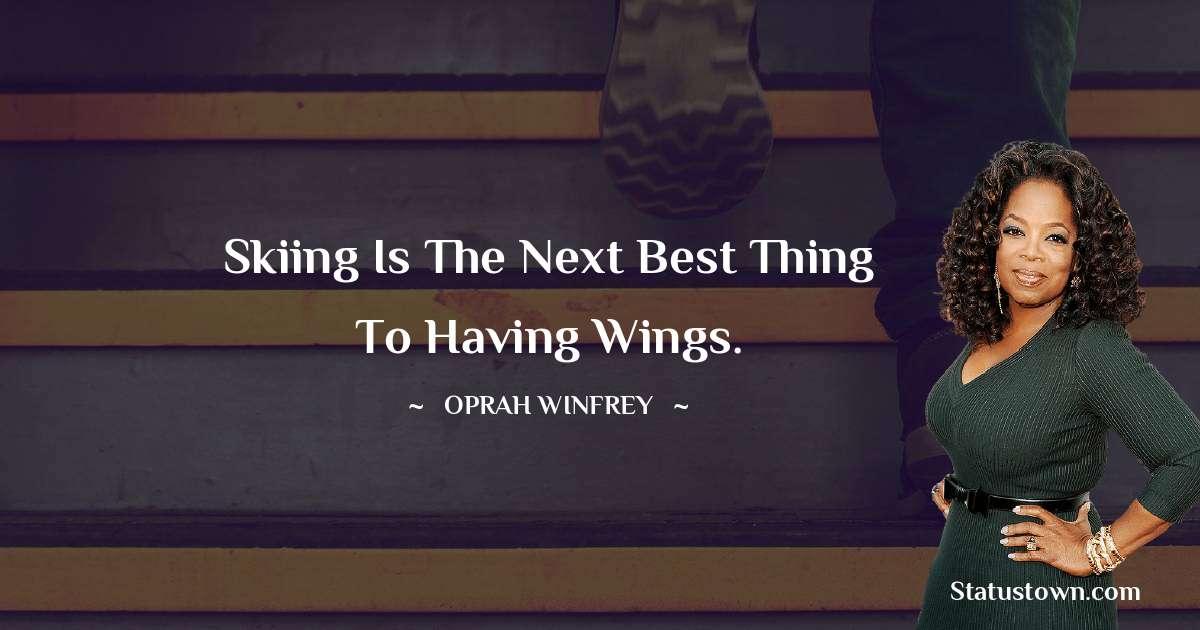 Oprah Winfrey   Status