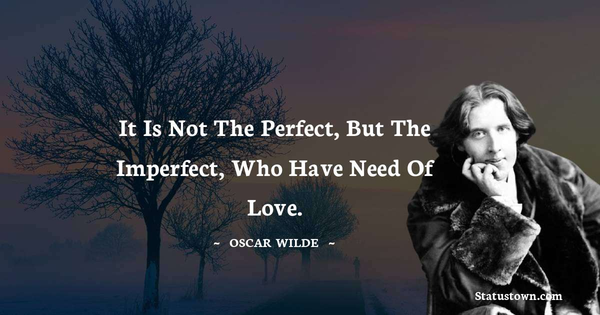 Oscar Wilde  Thoughts