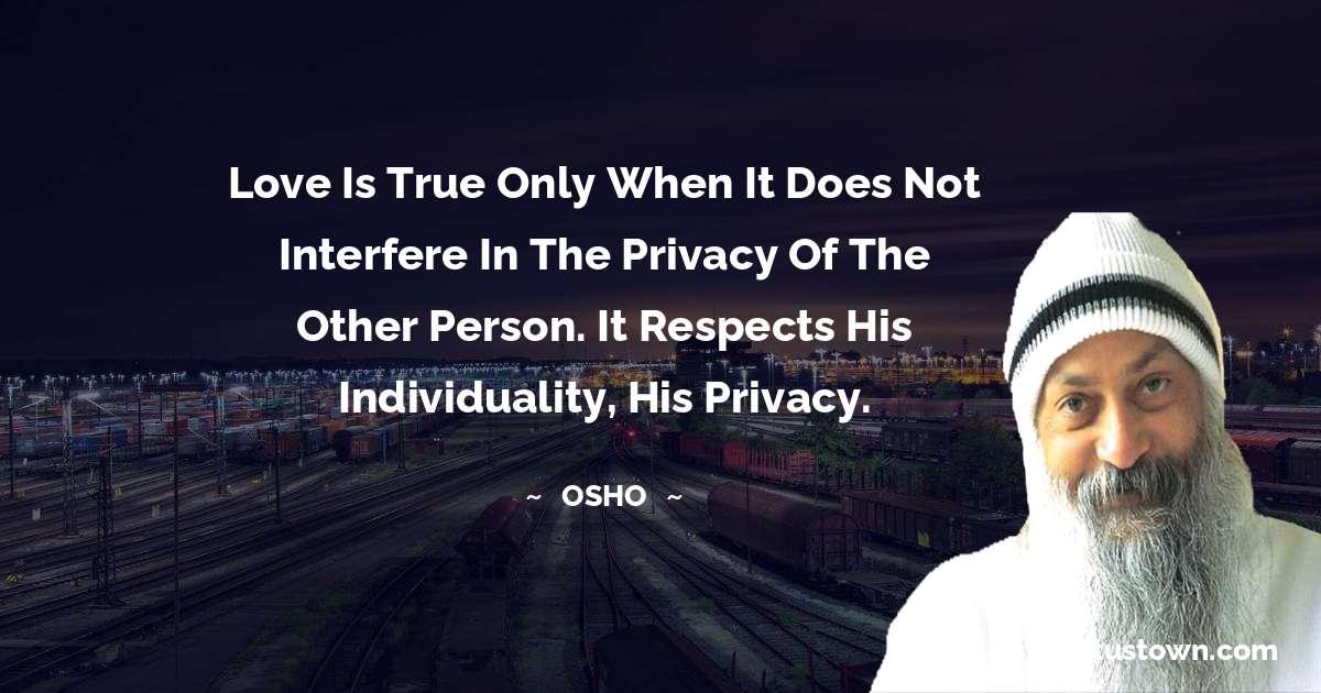 Osho  Inspirational Quotes