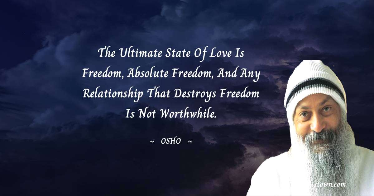 Osho  Positive Quotes