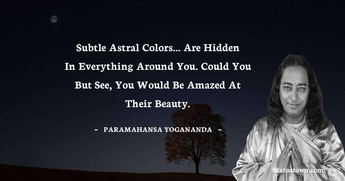 paramahansa yogananda Quotes images