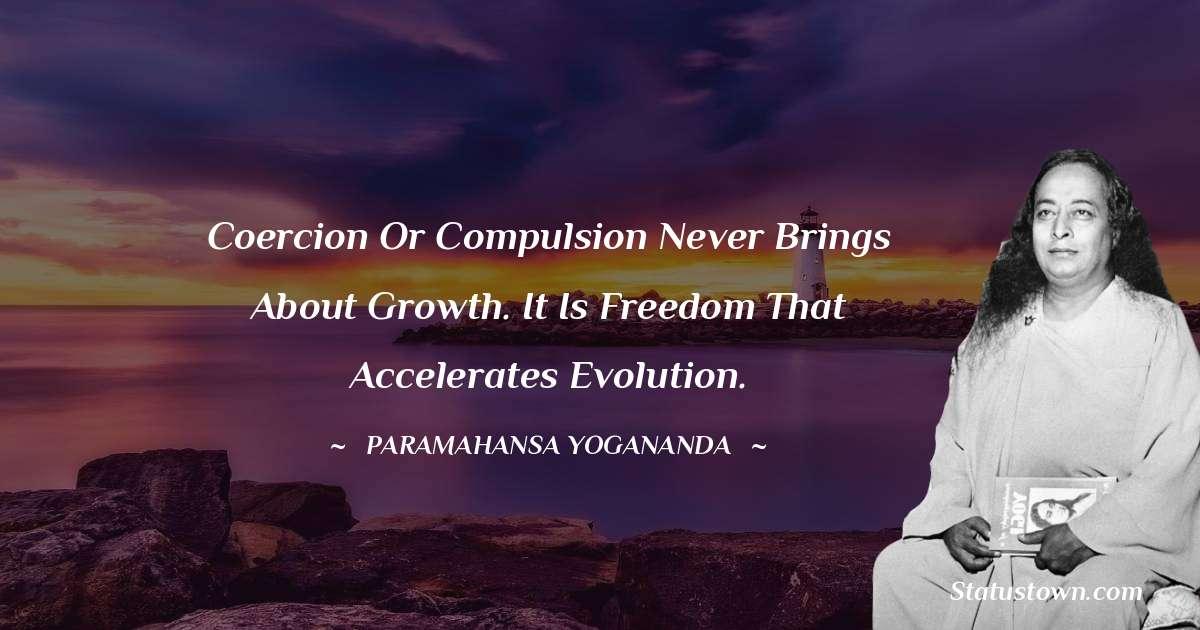 paramahansa yogananda Motivational Quotes