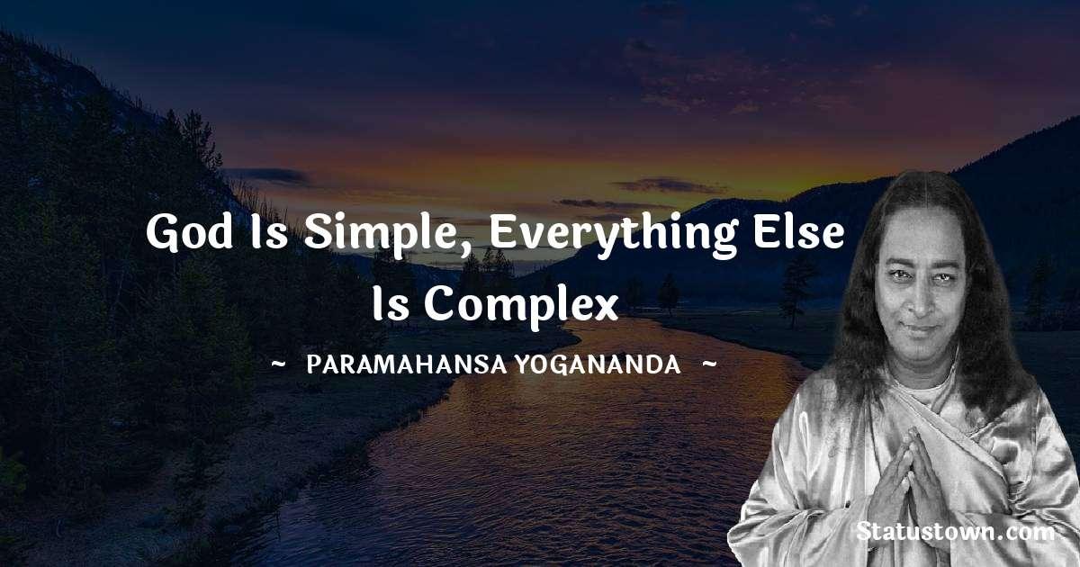 paramahansa yogananda Unique Quotes
