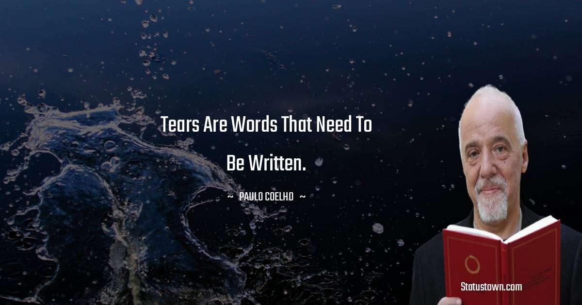 Paulo Coelho Inspirational Quotes