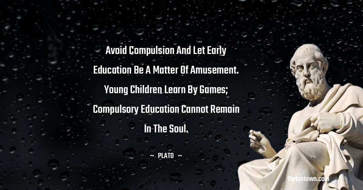 Plato  Positive Thoughts