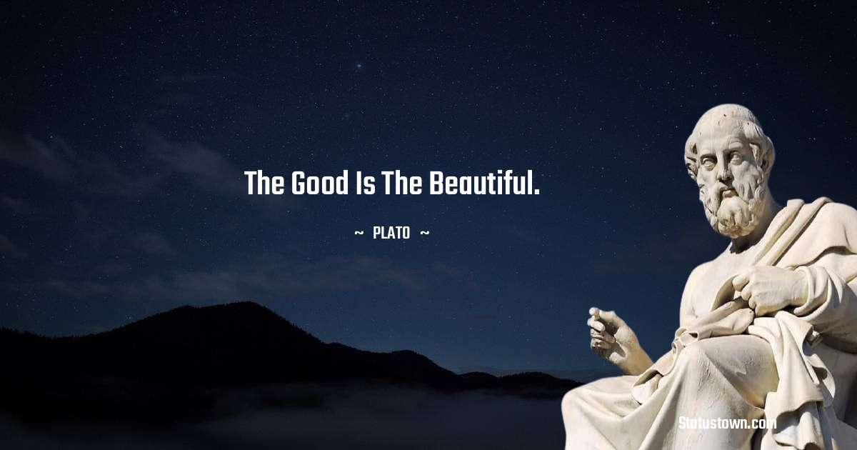 Plato  Short Quotes