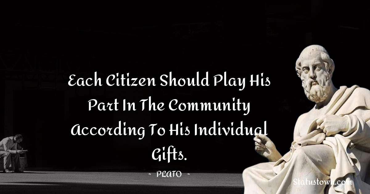 Plato  Inspirational Quotes