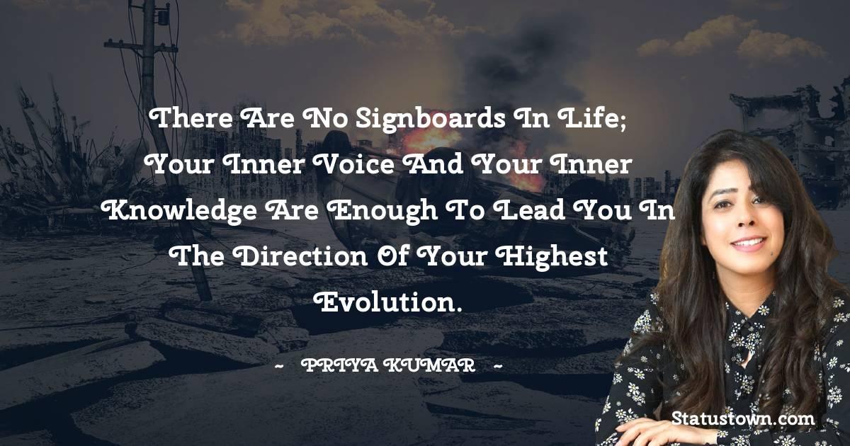 Priya Kumar Motivational Quotes