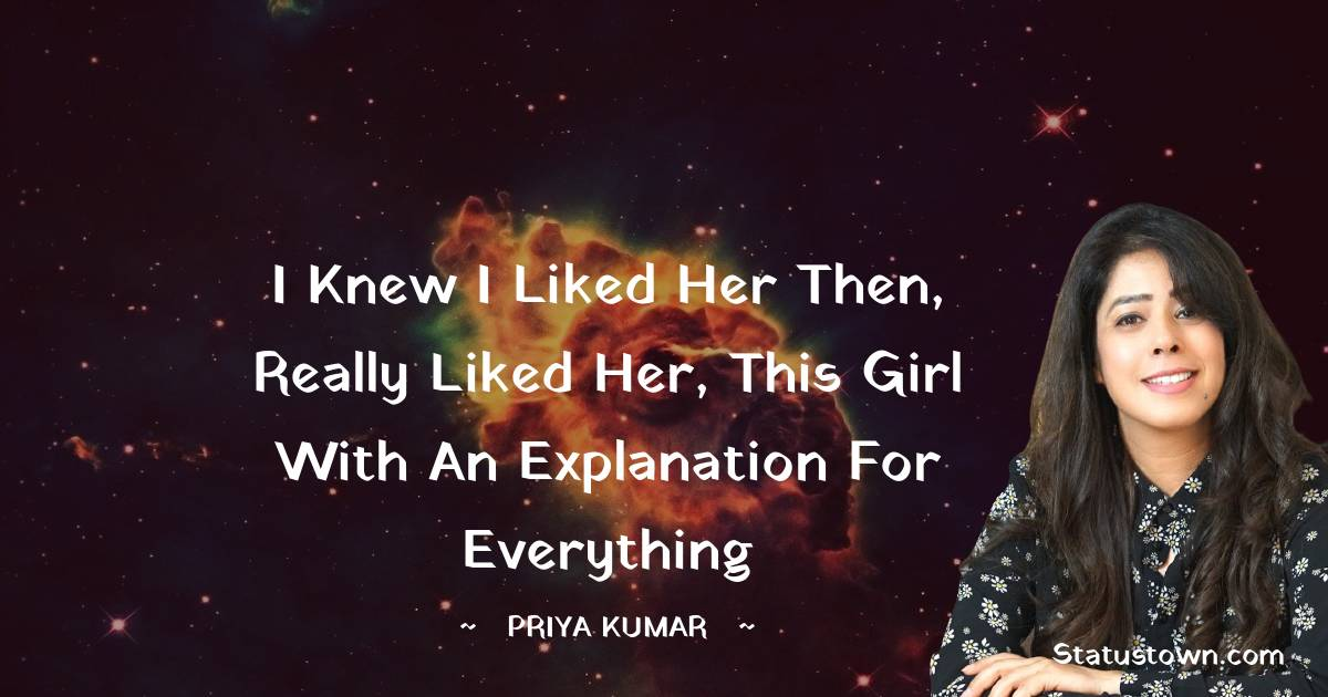 Priya Kumar Quotes