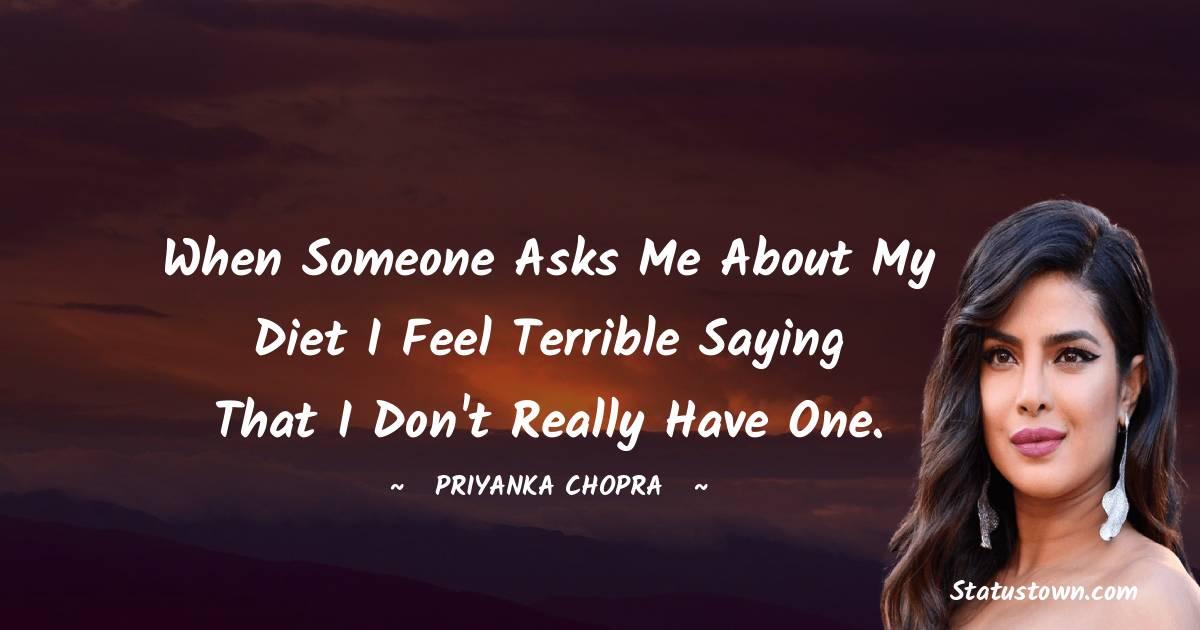 Priyanka Chopra Inspirational Quotes