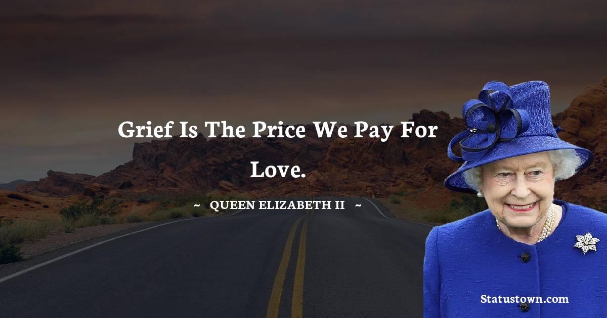Queen Elizabeth II Thoughts