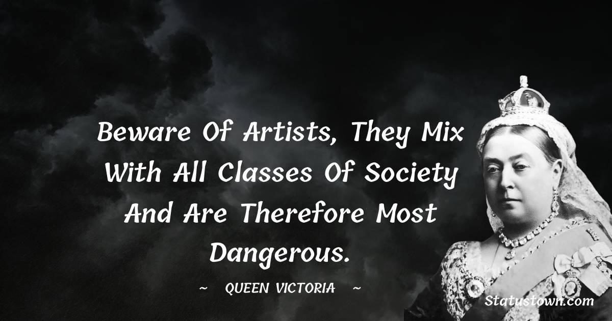 Queen Victoria Positive Quotes