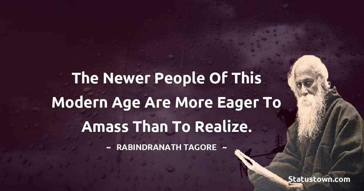 Rabindranath Tagore Thoughts