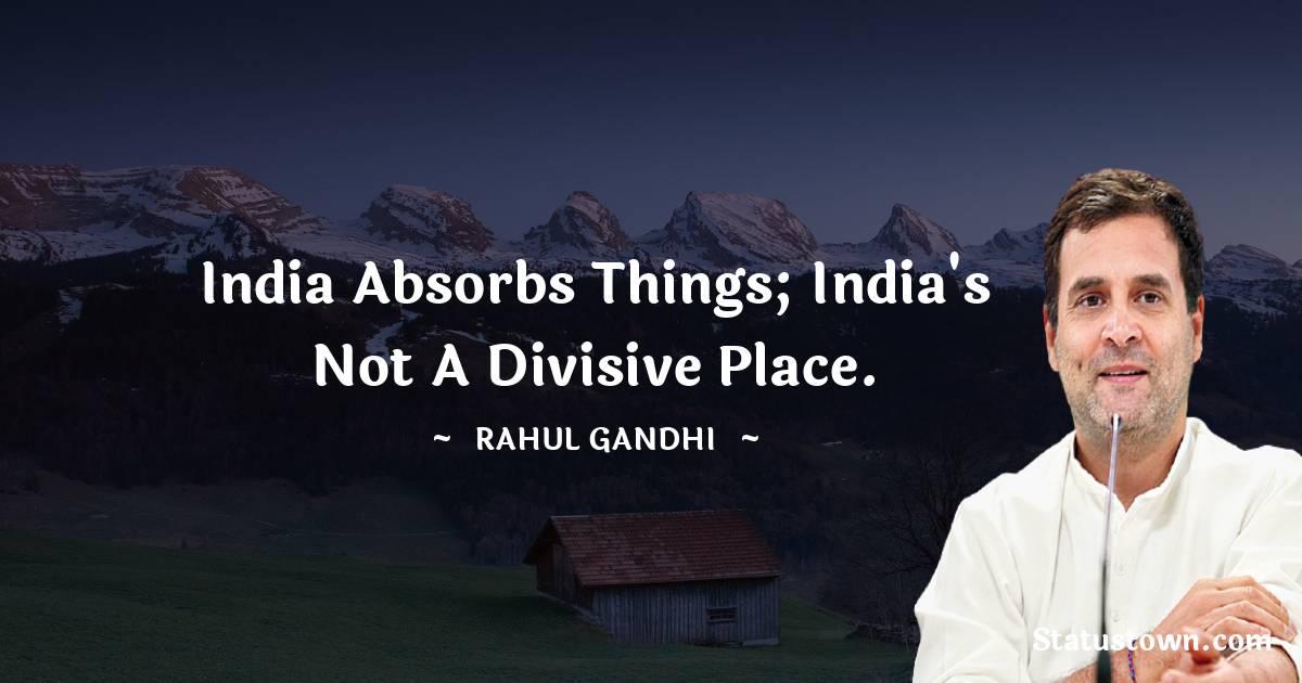 Rahul Gandhi Motivational Quotes