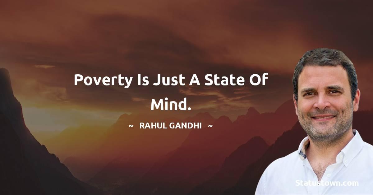 Rahul Gandhi Positive Quotes