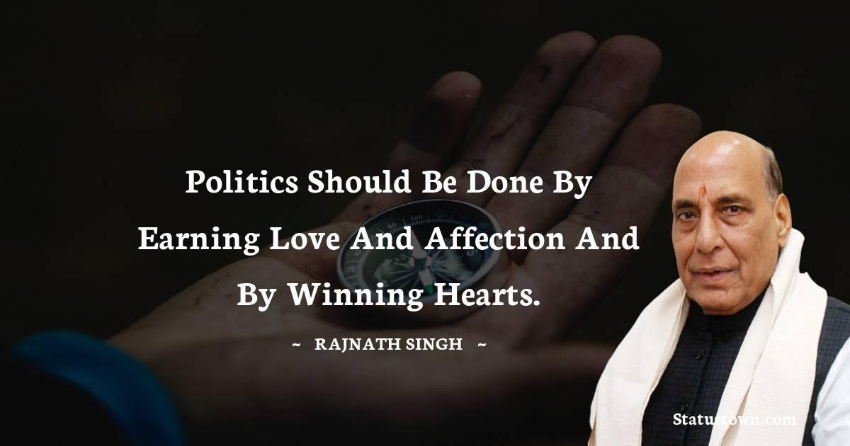 Rajnath Singh Quotes images