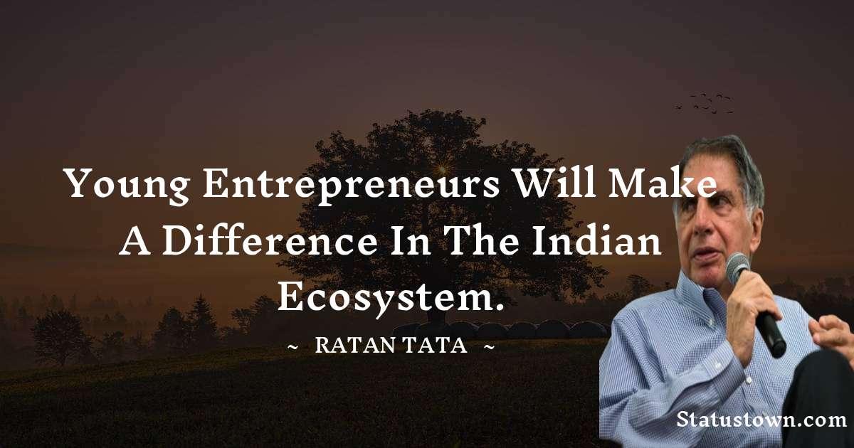 Ratan Tata Status