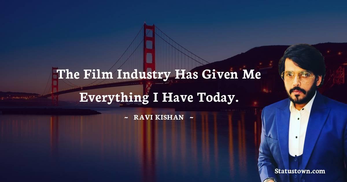 Ravi Kishan Quotes images