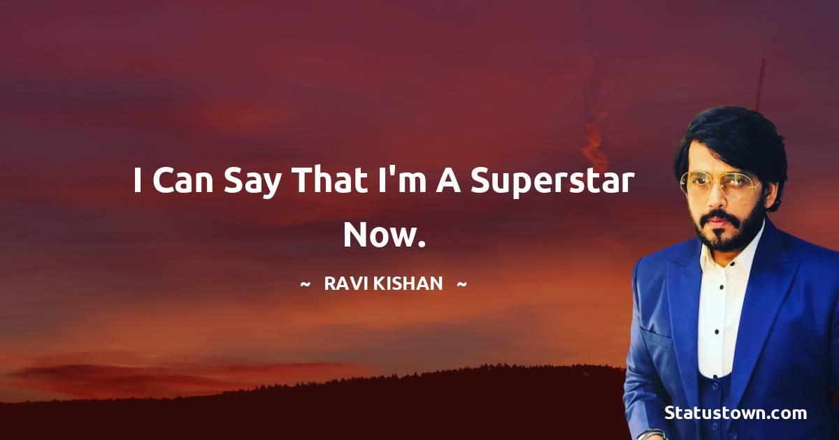 Ravi Kishan Thoughts