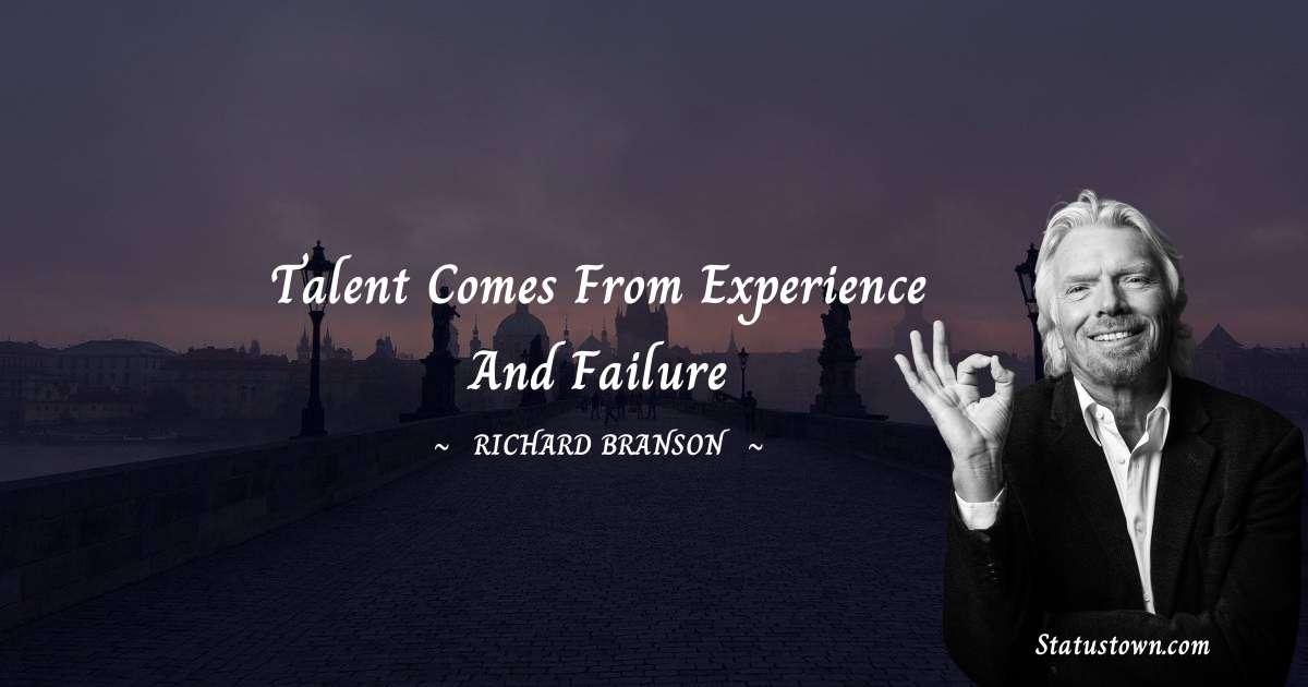 Richard Branson Status