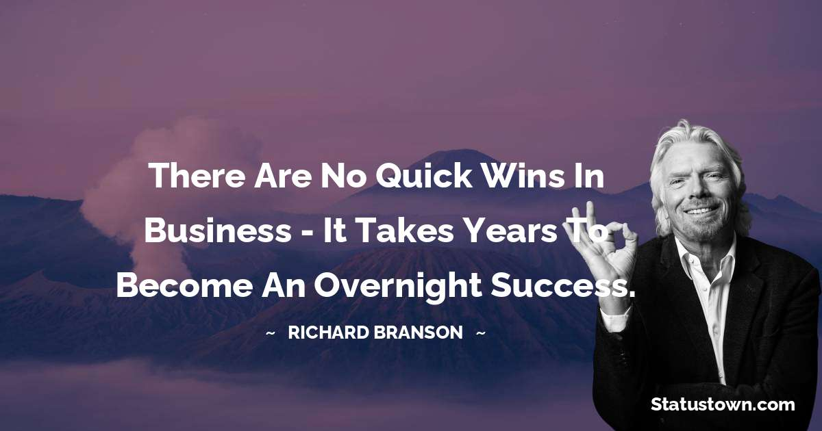 Richard Branson Inspirational Quotes