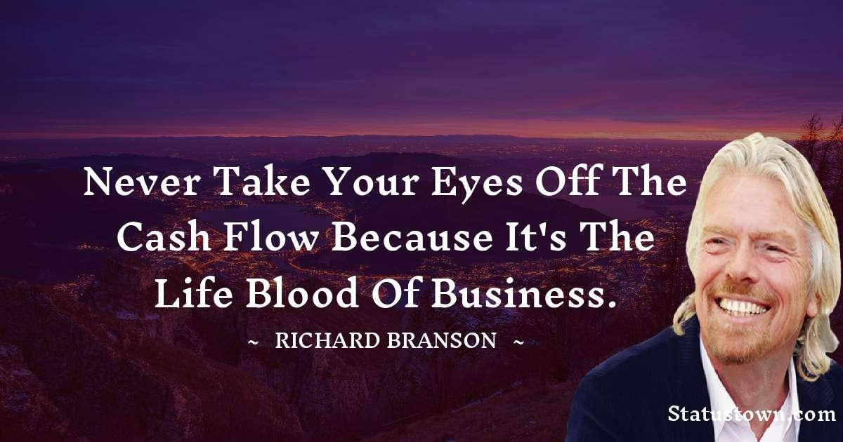 Richard Branson Unique Quotes