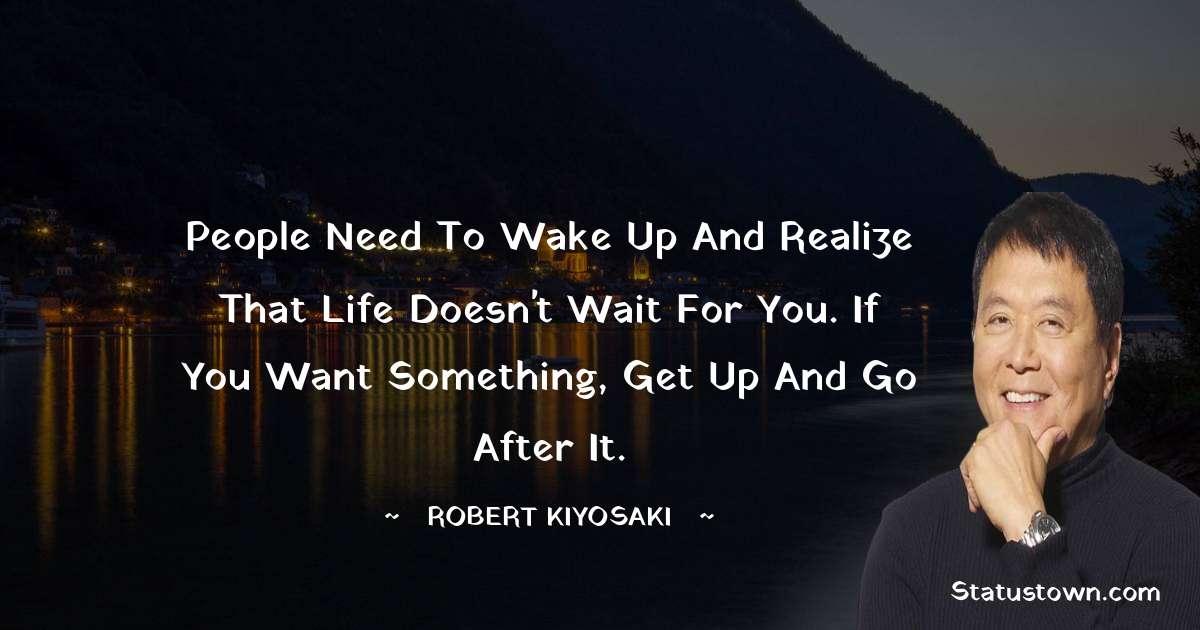 Robert Kiyosaki Inspirational Quotes