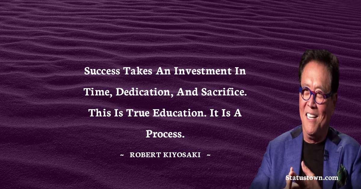 Robert Kiyosaki Thoughts