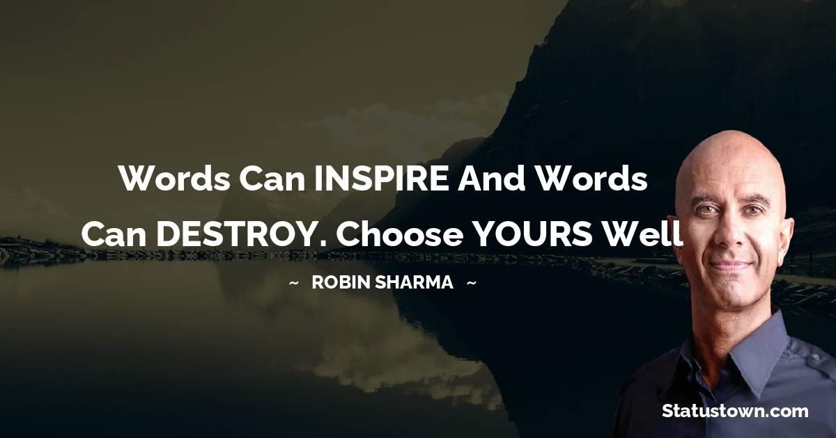 Robin Sharma Status
