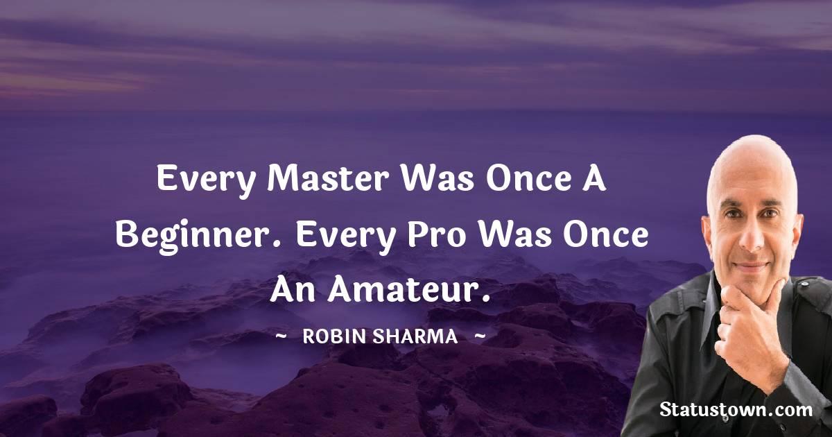 Robin Sharma Short Quotes