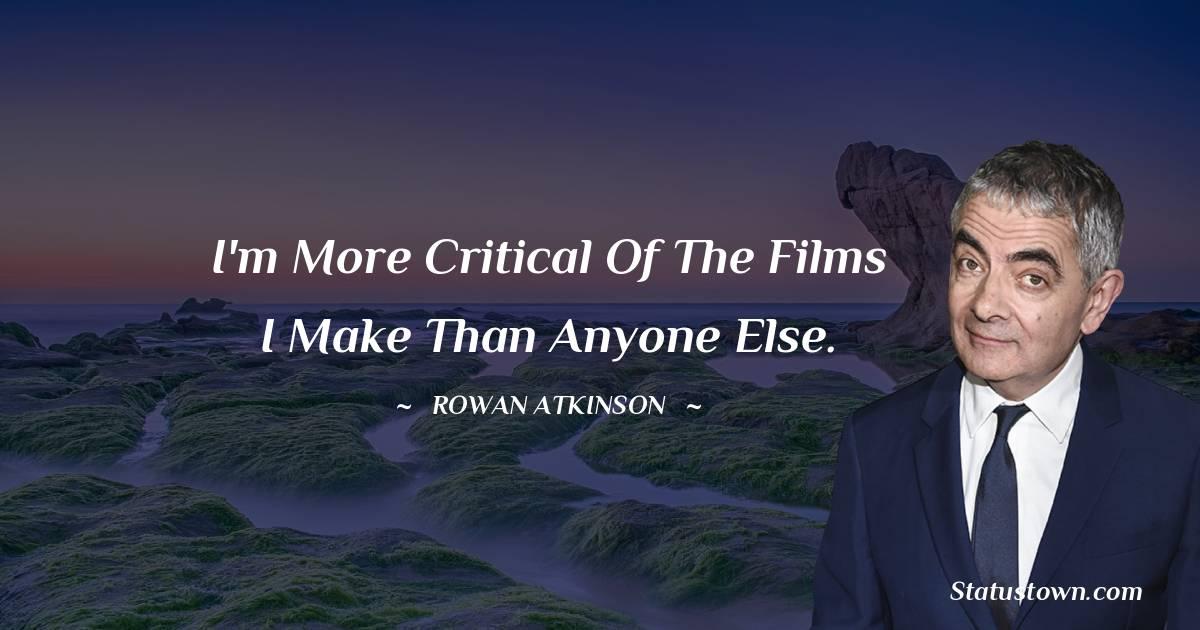 Rowan Atkinson Positive Thoughts