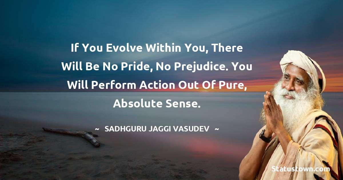 Sadhguru Jaggi Vasudev Positive Thoughts