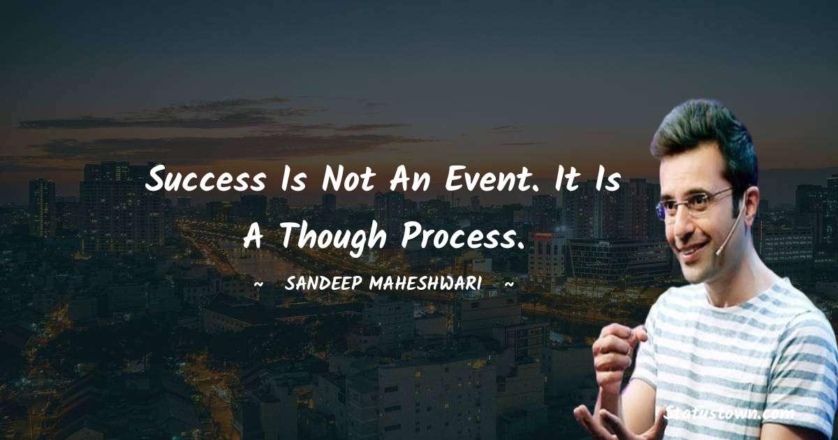 Sandeep Maheshwari Status