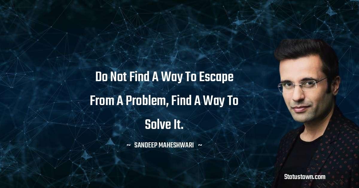 Sandeep Maheshwari Short Quotes