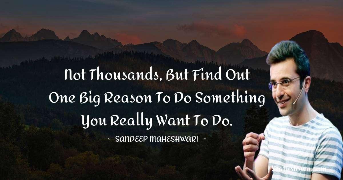 Sandeep Maheshwari Inspirational Quotes