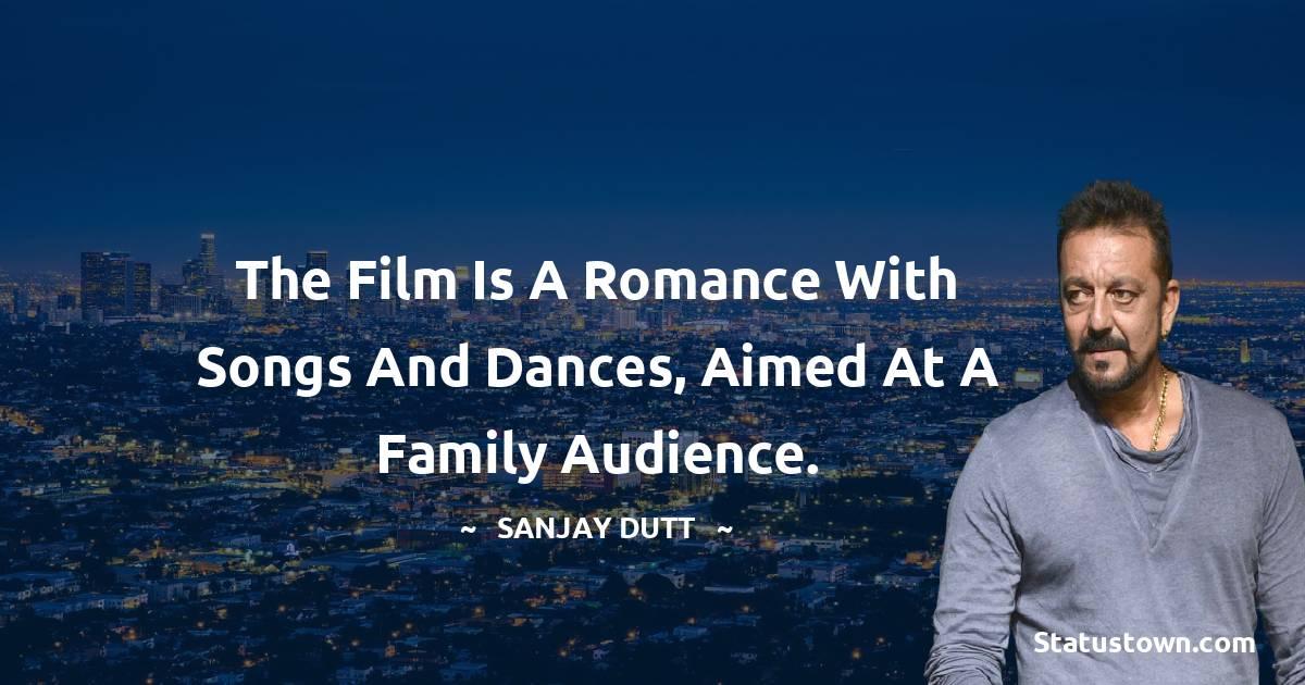 Sanjay Dutt Unique Quotes