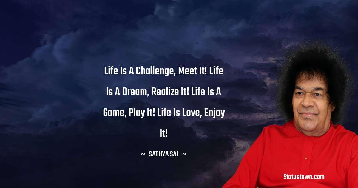 Sathya Sai Baba Status