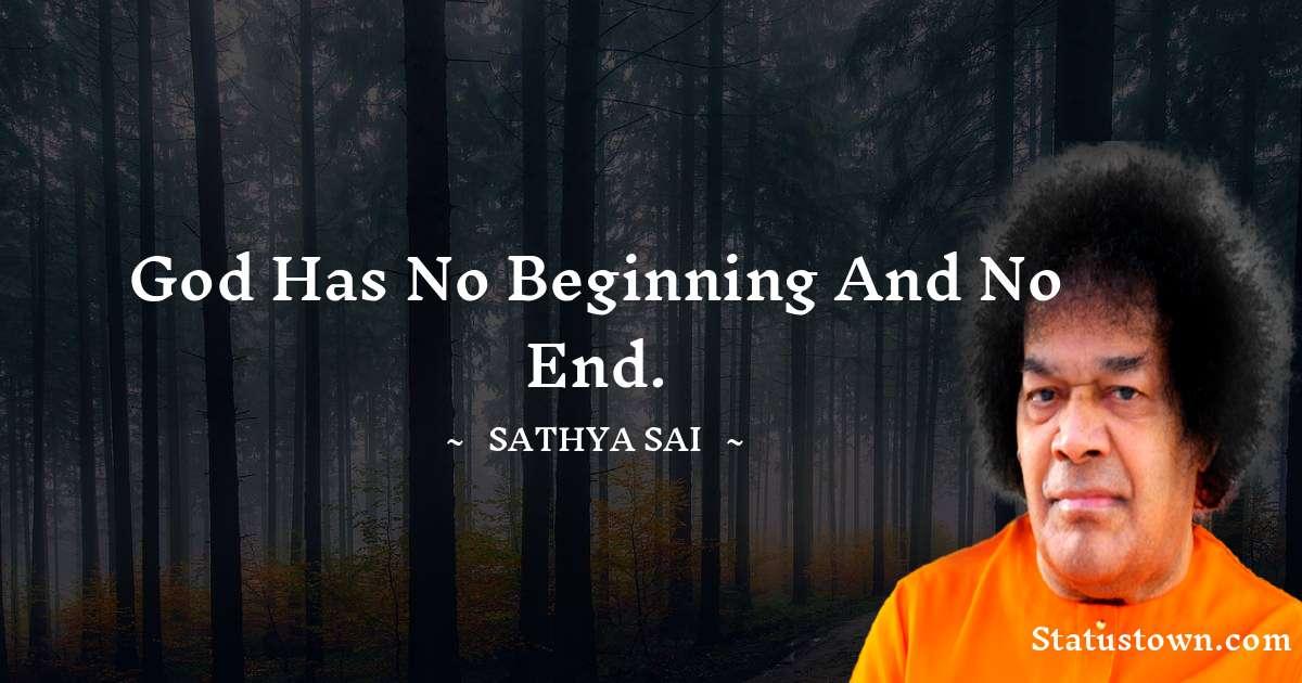 Sathya Sai Baba Thoughts