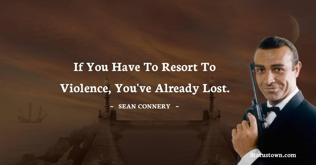 Sean Connery Status