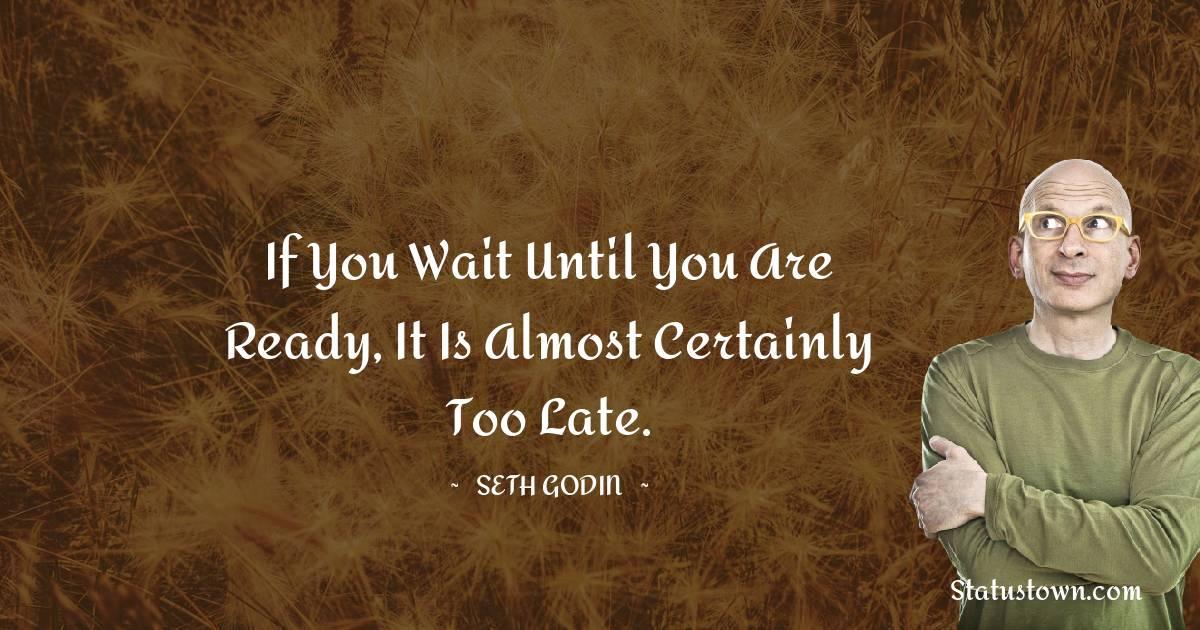 Seth Godin Motivational Quotes