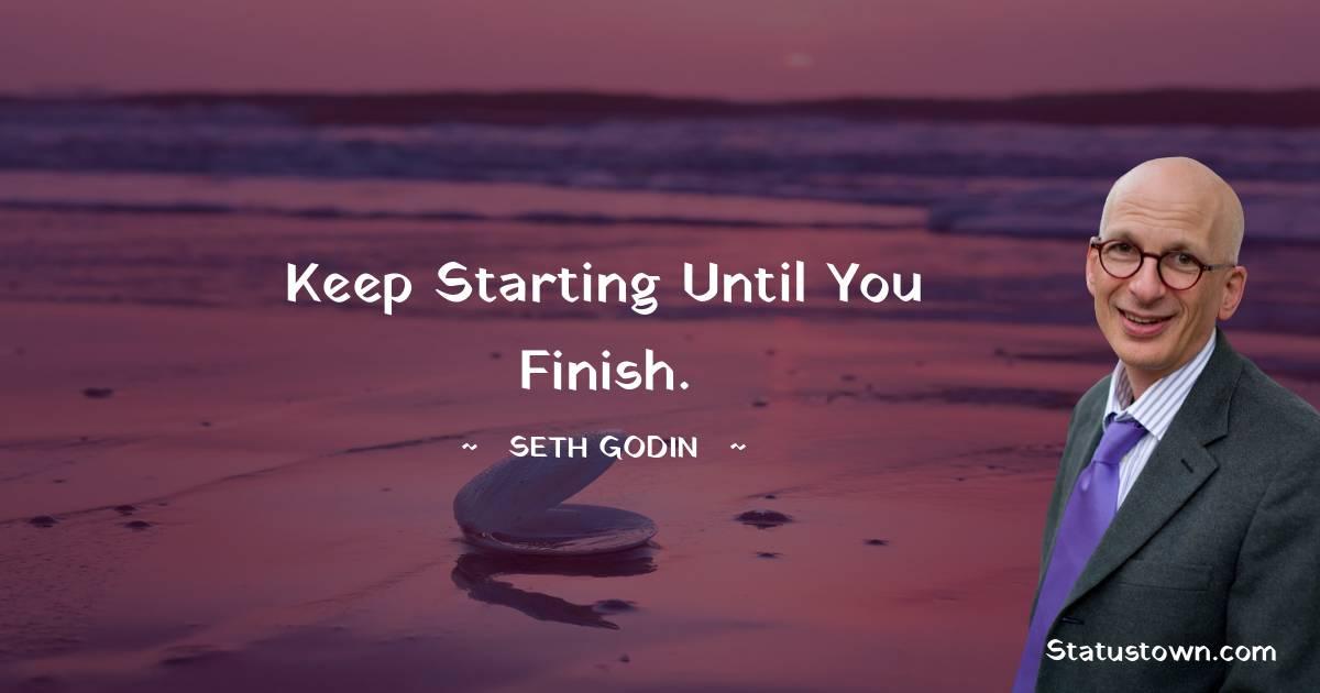 Seth Godin Positive Quotes