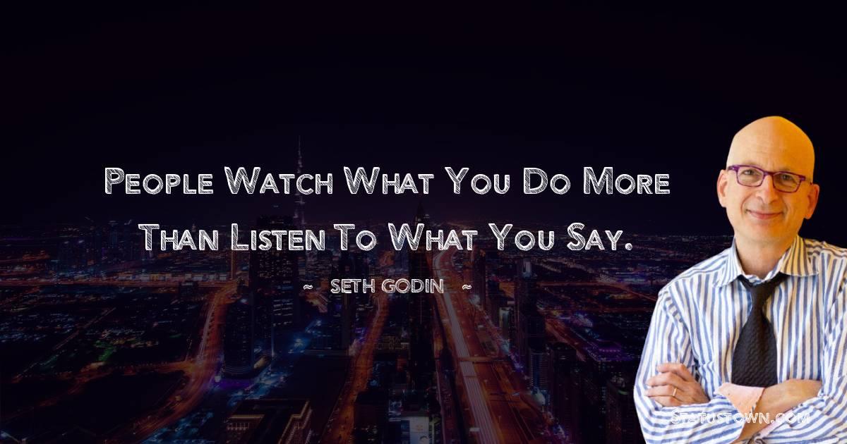 Seth Godin Thoughts