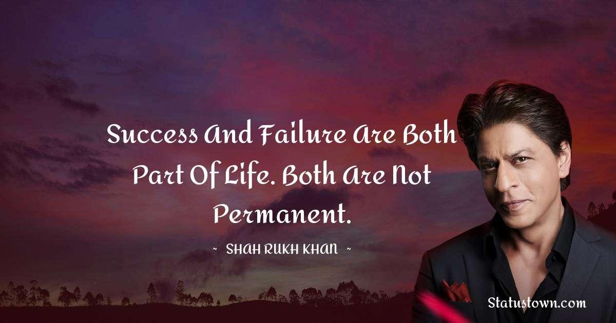 Shah Rukh Khan   Status