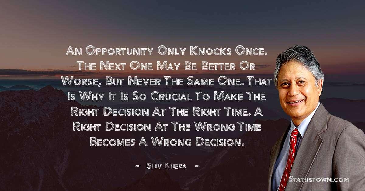 Shiv Khera Positive Thoughts