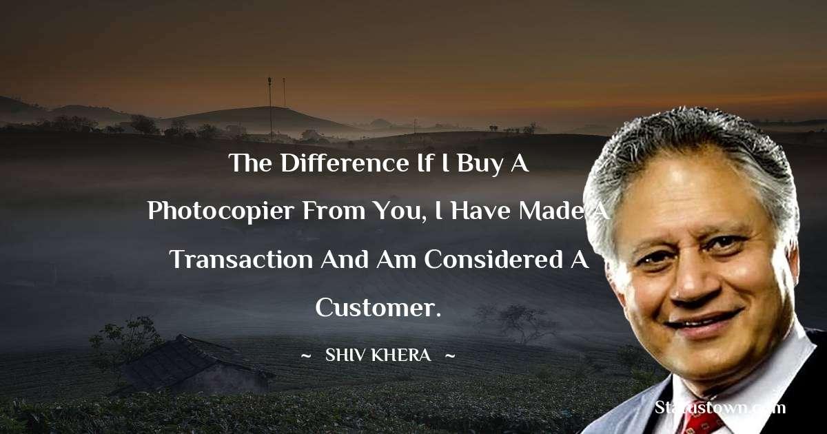 Shiv Khera Short Quotes