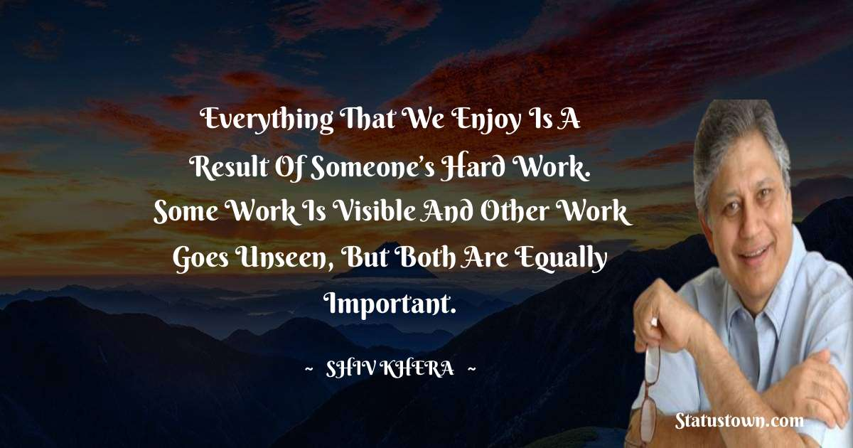 Shiv Khera Quotes for Students
